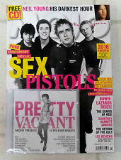 MOJO Magazine & CD Feb 2016 PUNK ROCK Anniversary Special DAVID BOWIE Sex Pistol