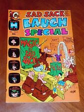 SAD SACK LAUGH SPECIAL #51 (HARVEY 1970) NM- cond.  25 cent issue FILE COPY