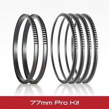 Xume quick release lens filter adapter ring Hoya Kenko B+W fit 77mm Pro kit