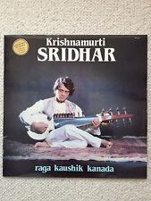 """Raga Kaushik Kanada 12"""" Vinyl - K. Sridhar"""
