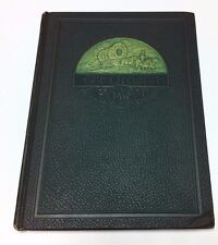 1930 West High School Yearbook in Columbus, Ohio  THE OCCIDENT - EXCELLENT