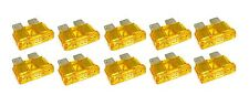 Blue Sea ATC 20 AMP Fuses, 10 Pack. Standard circuit protection device for au...