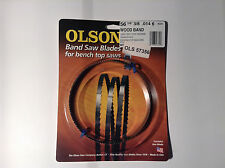 """Olson Band Saw Blade for bench top saws 56-1/8"""" x 3/8"""" (6TPI)"""