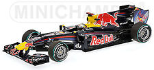 Red Bull Racing Renault RB6 Vettel #5 Abu Dhabi GP 2010 - 1.18 Minichamps