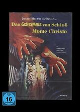 DVD DAS GEHEIMNIS VON SCHLOSS MONTE CHRISTO - Anolis Horror-Klassiker ** NEU **
