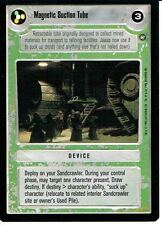 STAR WARS CCG A NEW HOPE BLACK BORDER MAGNETIC SUCTION