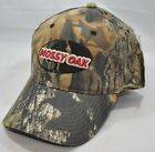 RARE NEW Mossy Oak Brand Camo Baseball Cap Hat One Size Officially Licensed Gear