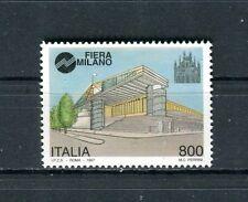 Italia 1997 Fiera di Milano MNH