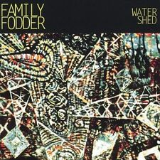 Water Shed by Family Fodder (CD, Dec-2000, Dark Beloved Cloud) *RARE*