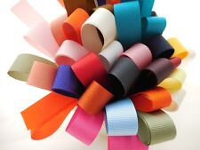 25MM GROSGRAIN RIBBON BUNDLE 8 X 1MTR BY BERISFORDS