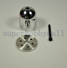 """1Pc Miracle 2""""/51mm Scale Drilled Aluminum Spinner for DLE111 DLE85 DA85 3W55"""