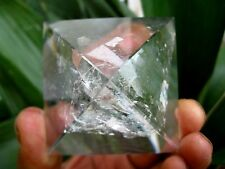 Natural Clear Quartz Crystal Pyramid Healing China+02