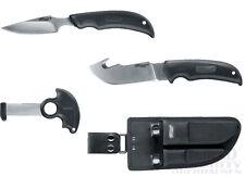 WALTHER Hunting Knife Set, Werkzeugset für Jäger, Jagdmesser, ausweiden Set