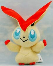 POKEMON VICTINI PELUCHE - 21Cm. - Plush Pupazzo Doll Raro Figure Bulbasaur Mew