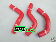 Suzuki Swift GTI 1.3 Silicone Radiator Hose 89-00 RED