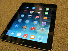 "Apple Ipad 2 A1396 16GB WIFI + 3G 9.7"" TABLET TOUCHSCREEN Good Condition"