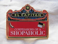 Disney Trading Pins 68343 DSF - El Capitan Theater Marquee - Confessions of a Sh