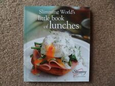 Slimming World's Little Book of pranzi-CIBO ottimizzando RICETTE EXTRA easy-used