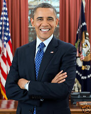 PRESIDENT BARACK OBAMA 8x10 PHOTO PICTURE PORTRAIT