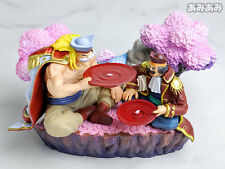Megahouse One Piece Log Box Logbox Marineford Arc Figure Part 2 Roger Whitebeard