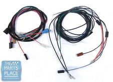 1969 Chevrolet Chevelle Tachometer & SS Gauge Conversion Harness