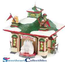 Department 56 North Pole Snuffles Luv-A-Hug Center 2012