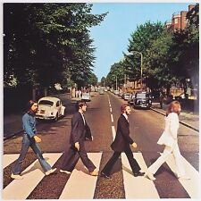 THE BEATLES: Abbey Road USA Apple '95 Limited Edition NEAR MINT Vinyl LP