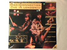 LP Taxi connection live in London SLY & ROBBIE INI KAMOZE SIGILLATO SEALED!!!