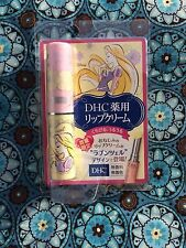 DHC x Disney JAPAN Exclusive Limited Edition Rapunzel Tangled Lip Cream, 1.5g