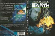Battlefield Earth - Kampf um die Erde / John Travolta / DVD #6338