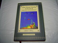 *NEW DELUXE HARDCOVER* THE GREAT GATSBY F SCOTT FITZGERALD STOCKING STUFFER
