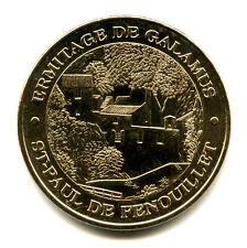 66 SAINT-PAUL-DE-FENOUILLET Ermitage de Galamus, 2007, Monnaie de Paris