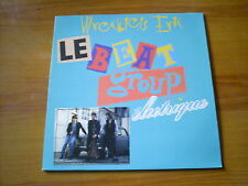 WRECKLESS ERIC Le beat group electrique FRENCH LP NEW ROSE 1989