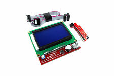 Reprap Smart Controller Genuine Keyes 128x65 LCD Display RAMPS 3D Flux Workshop