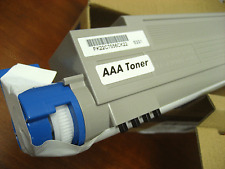 Reman. Black Toner Cartridge for OKI C9655, C9655dn (43837132) EUROPE  !!!!