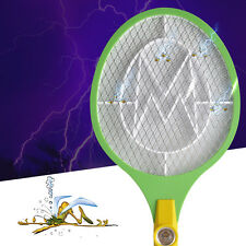 New Portable Electric Mosquito Swatter Bug Insect Fly Mosquito Zapper Bug Killer
