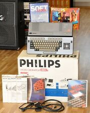 Boxed Philips MSX 2 VG8235 / 8235 + NMS 1205 Music Module + Soft - Free Shipping