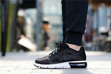NEW MEN'S SIZE 13 NIKE AIR MAX SNEAKERS SHOES BLACK 719912 009 FAST SHIPPING