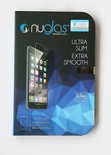 Nuglas Tempered Glass Screen Protector iPhone 7 (Flat) Blue Light Filter-US Dist