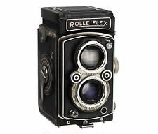 Rolleiflex Automat II  Replacement Cover - Laser Cut Genuine Leather