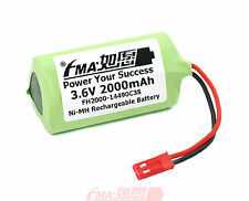 Ni-MH 3.6V 2000mAh Rechargeable Battery for Model Toys w/SYP Connector AA_3ST US