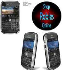 Blackberry Bold 9000 1gb Black (Senza SIM-lock) Smartphone WLAN GPS 3g 2mp mp3 NUOVO