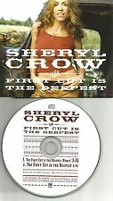 SHERYL CROW First Cut is the Deepest RARE REMIX UK PROMO CD single Cat Stevens