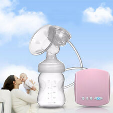 Electric Comfort Breast Pump Handsfree Pumping Breastpump BPA-free 150ML HGUR