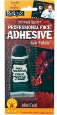 WASHABLE FACE ADHESIVE~GLUE~MUSTACHE~PROSTHETIC~COSTUME MAKEUP~HALLOWEEN