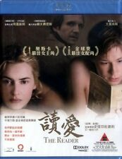 "Kate Winslet  ""The Reader"" Ralph Fiennes Drama Region A Blu-Ray"