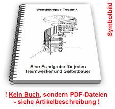 Wendeltreppe selbst bauen - Wendel Treppe Technik Patente Patentschriften