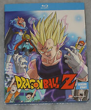 Dragon Ball Z: Season Series Eight 8 Complete - Blu-ray Box Set - NEW & SEALED