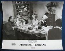 belg./french lobby card  Princesse Tzigane / The Gypsy Baron  Heidi Brühl