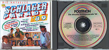 SCHLAGERPARADE 89 WEST GERMANY CD TOP! Udo Lindenberg PUR Milva WIND James Last